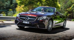 2018 Mercedes-Benz E300 Cabriolet review