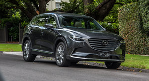 2018 Mazda CX-9 Azami AWD review