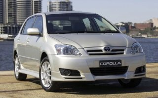 2006 toyota corolla ascent review | caradvice