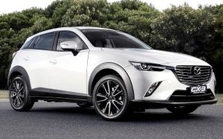 2015 mazda cx 3 maxx fwd review caradvice. Black Bedroom Furniture Sets. Home Design Ideas