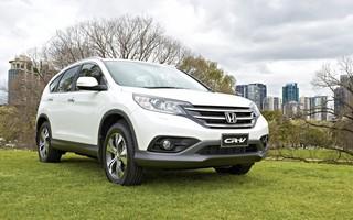 2012 Honda CR-V VTi (4x2) Review