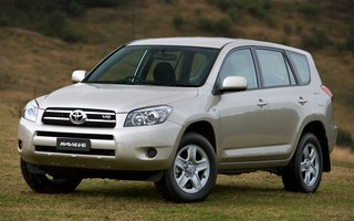 2009 Toyota RAV4 CV6 review