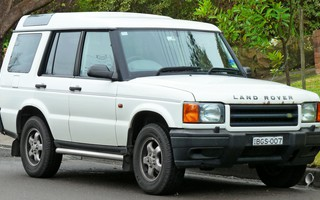 1999 LAND ROVER DISCOVERY V8