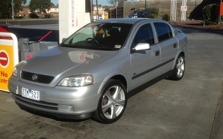 2000 Holden Astra City