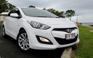 2013 Hyundai i30 Active
