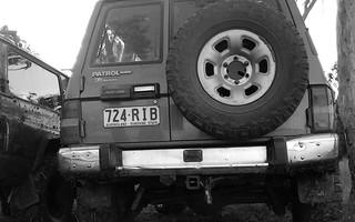 1990 Nissan Patrol ST30