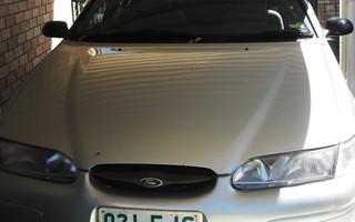 2001 Ford Falcon XLS