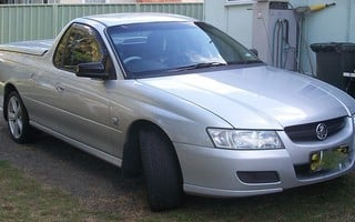 2005 Holden Commodore Storm Ute