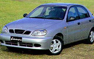 1999 DAEWOO LANOS SE