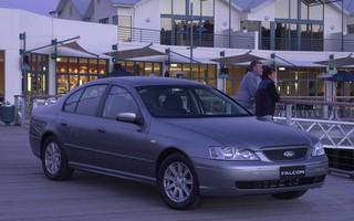 2002 FORD FALCON FUTURA