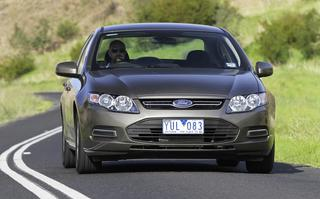 2012 FORD FALCON XT ECOBOOST