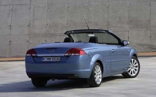 2007 FORD FOCUS COUPE-CABRIOLET