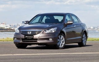 2012 HONDA ACCORD VTi LIMITED EDITION