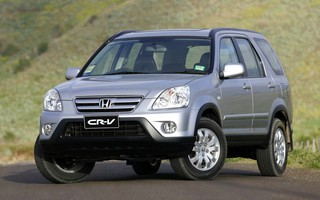 2005 HONDA CRV (4x4)
