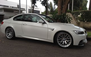 2012 BMW M3 PURE EDITION II