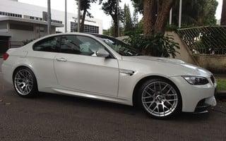 2012 BMW M3 PURE EDITION II