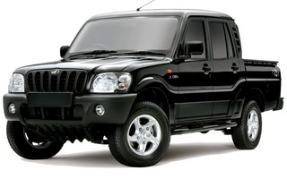 2010 MAHINDRA PIK-UP (4x4)