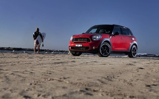 2012 Mini Cooper S All4 Countryman Chilli