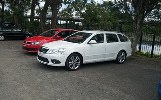 2012 Skoda Octavia Rs 147 TSI Review
