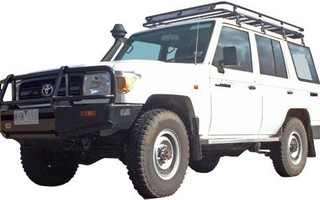 2008 Toyota Landcruiser Workmate Review