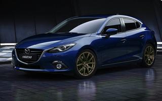 2014 Mazda 3 Maxx Review