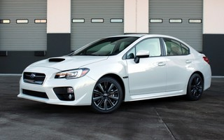 2014 Subaru WRX (AWD) Review