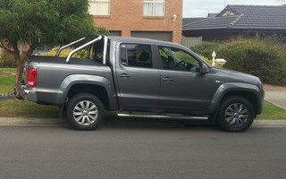 2011 Volkswagen Amarok TDI400 Highline Review