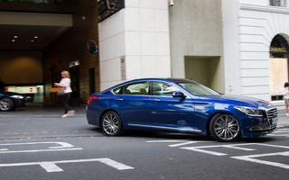 2014 Hyundai Genesis Review