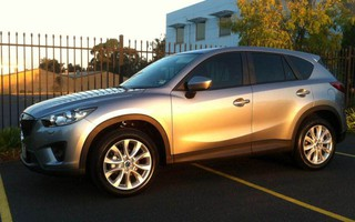 2014 Mazda CX-5 Grand Tourer Review