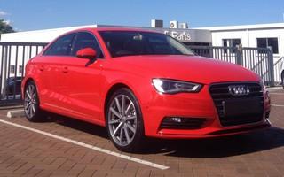 2014 Audi A3 1.4 TFSI Review
