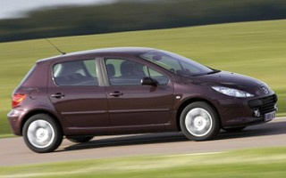 2003 Peugeot 307 1.6 Review