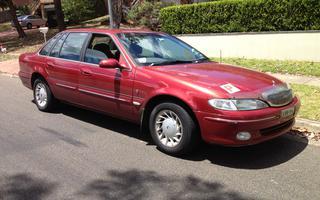1997 Ford Fairlane Ghia Review
