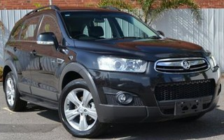 2012 Holden Captiva 7 Cx Review
