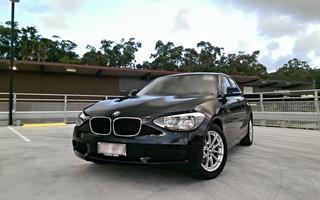 2014 BMW 116i Sportline Review