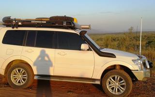 2014 Mitsubishi Pajero Vr-x LWB Review