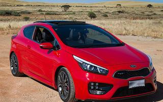 2015 Kia Pro_cee'd GT-tech Review