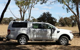 2011 Ford Ranger XLT 3.2 Review