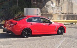 2014 Holden Commodore S-V Redline Review