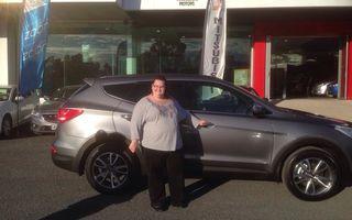 2014 Hyundai Santa Fe Elite CRDi Review