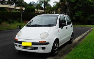 2001 Daewoo Matiz S Review