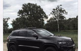 2014 Jeep Grand Cherokee Blackhawk Review