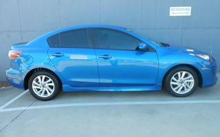 2013 Mazda 3 Maxx Sport Review