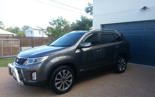 2014 Kia Sorento Platinum (4x4) Review