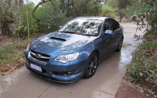 2006 Subaru Liberty GT-B Review