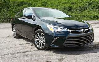 2015 Toyota Camry Rz S.e. Review