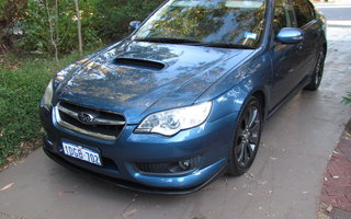 2007 Subaru Liberty GT-B Review