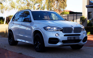 bmw x5 m50d review caradvice autos post. Black Bedroom Furniture Sets. Home Design Ideas