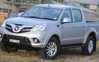2014 Foton Tunland Tl (4x4) Review
