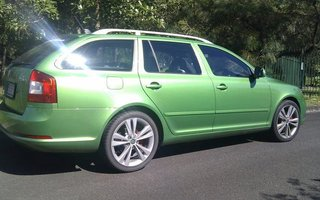 2012 Skoda Octavia Rs 125 TDI Review