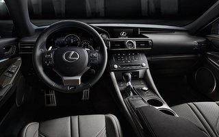 2014 Lexus Rc F Review